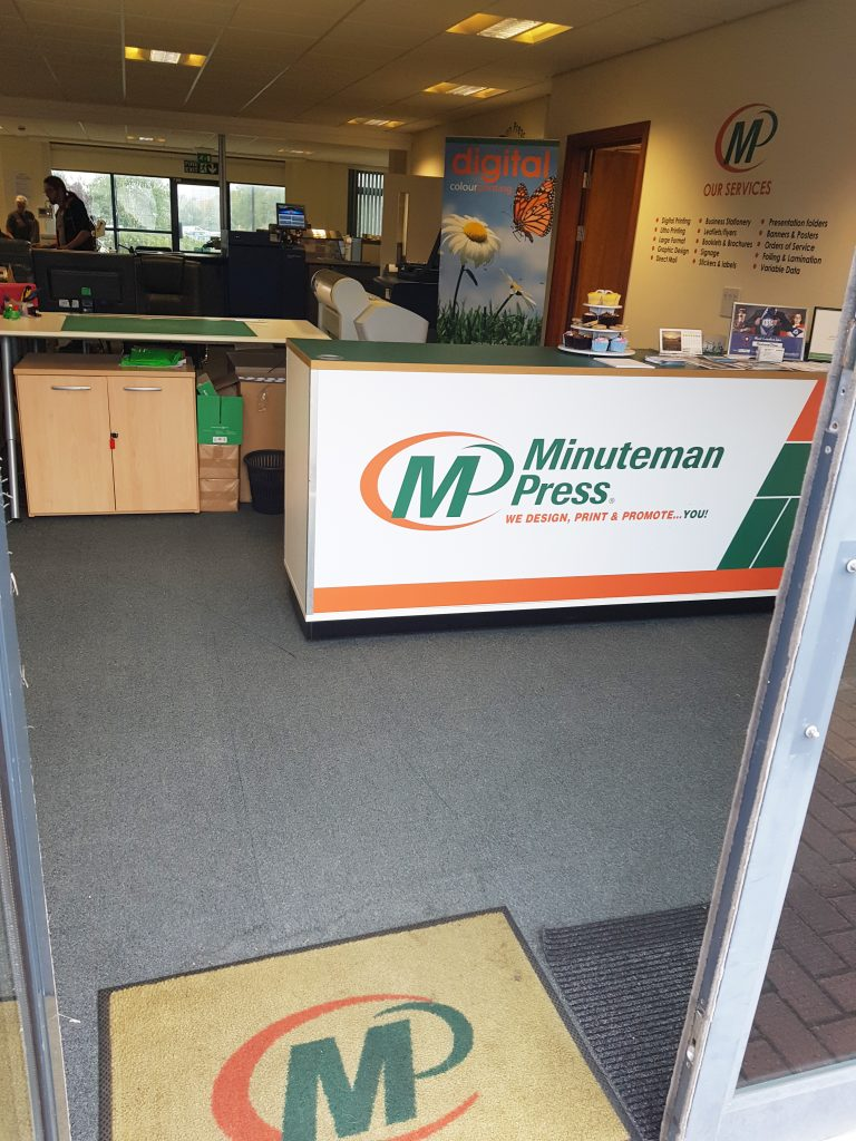 An inside look at the Minuteman Press design, marketing, and printing franchise in Cardiff, Wales. http://www.minutemanpressfranchise.co.uk