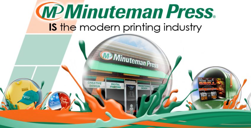 At Minuteman Press, We Are The Modern Printing Industry. Learn more about Minuteman Press franchise opportunities at https://www.minutemanpressfranchise.co.uk